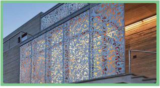 حفاظ پنجره فرفروژه
