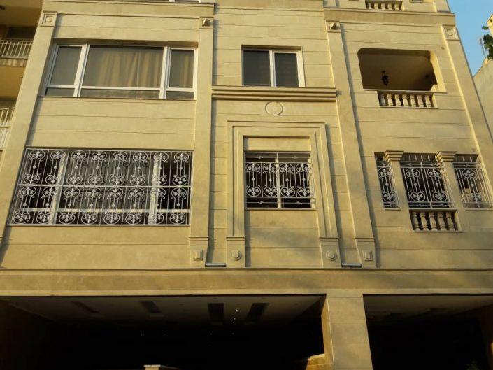 مشاوره انواع حفاظ در و پنجره فرفورژه