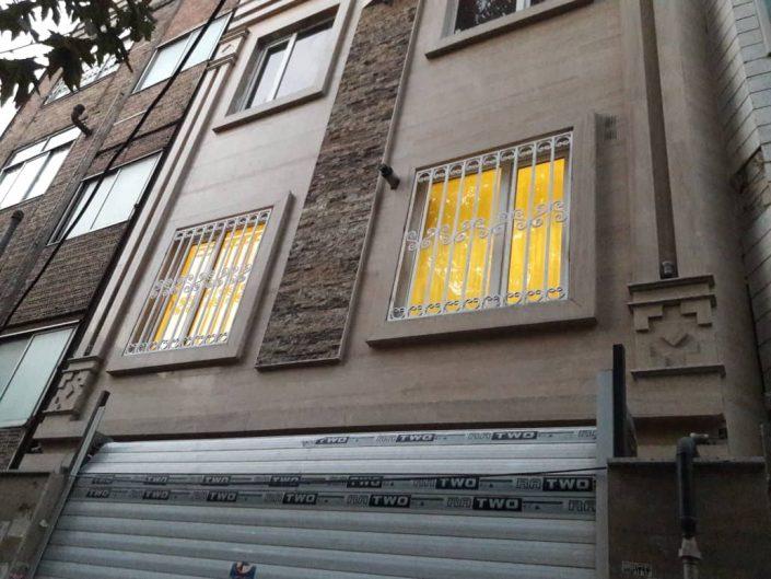 انواع حفاظ پنجره کلاسیک