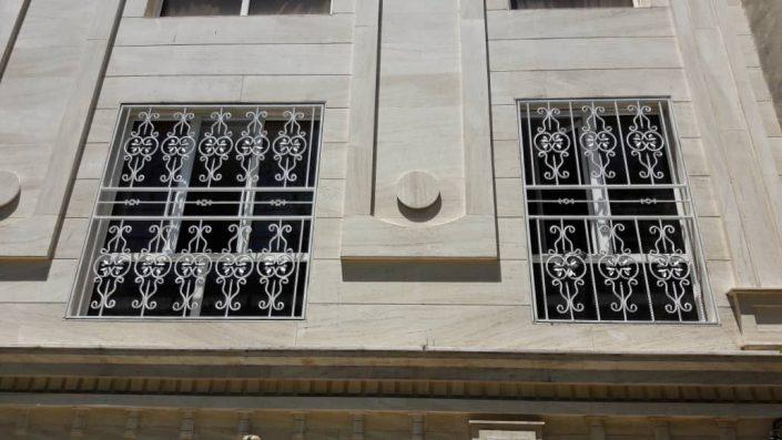 حفاظ ساده پنجره