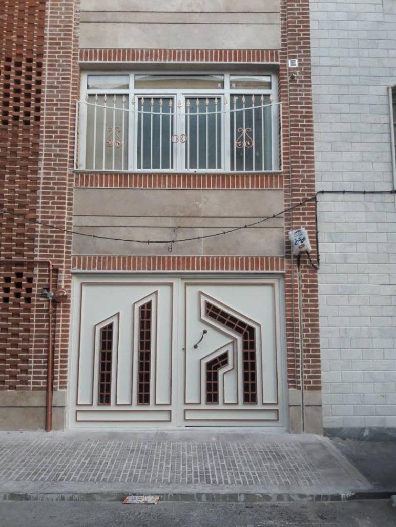 حفاظ در و پنجره آهنی فرفورژه